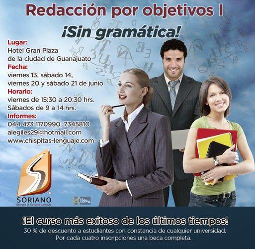 Redacción sin gramática