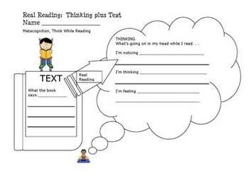 Metacognitive essay thinking