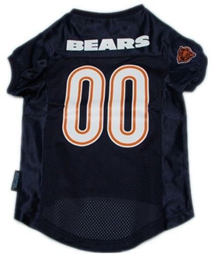 bears jersey dress