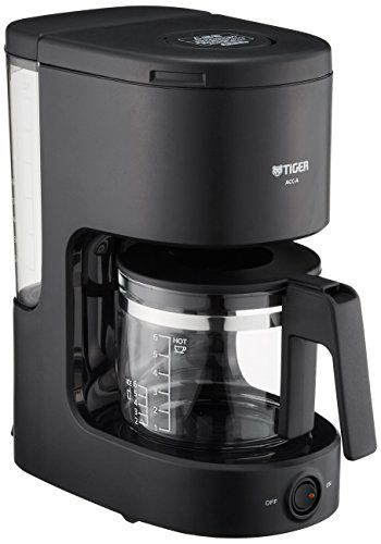 Tiger coffee maker 081L Black ACCA060K by Taigamahobin TIGER ** Click affiliate link Amazon.com on image for more details.