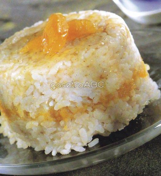 Mézes-barackos rizspuding   Receptek   gasztroABC
