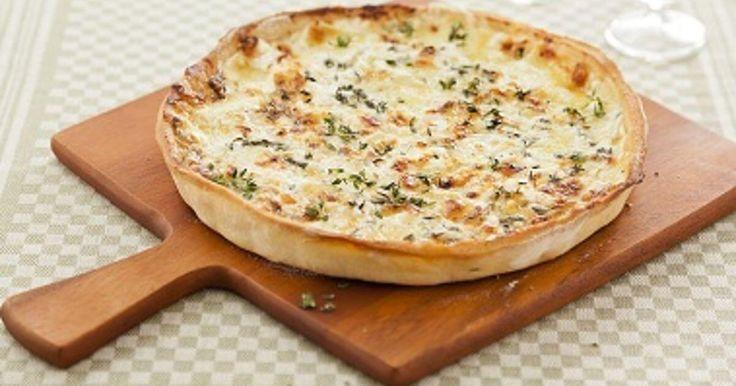 Recept voor pizza quattro formaggi - Koopmans.com