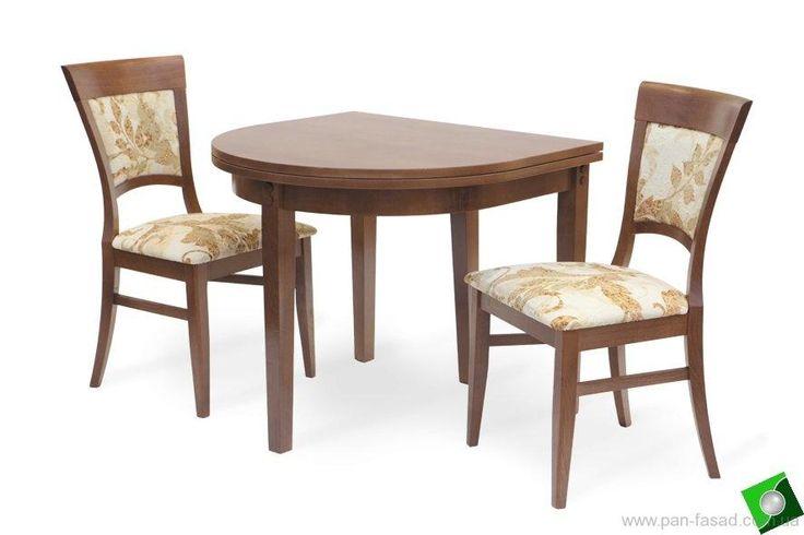 Пан-Фасад, столы и стулья из массива бука, обеденные группы, кухонные столы и стулья, раздвижные столы, обеденные столы, РОКОС - обеденные столы и стулья из массива бука, столы из дерева, стулья из массива, столы и стулья для кухни, обеденные группы РОКОС - Пан-Фасад УКР