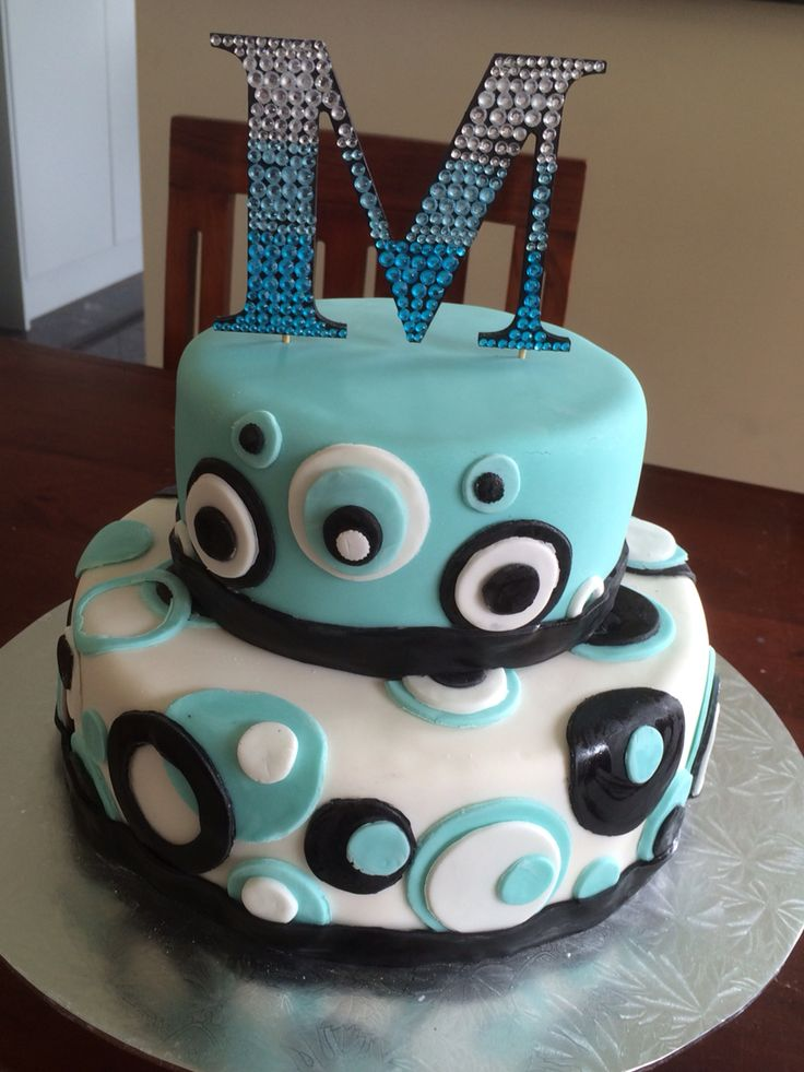 Millie's 10th birthday cake