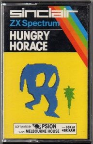 Hungary Horace. always got killed on the road!!