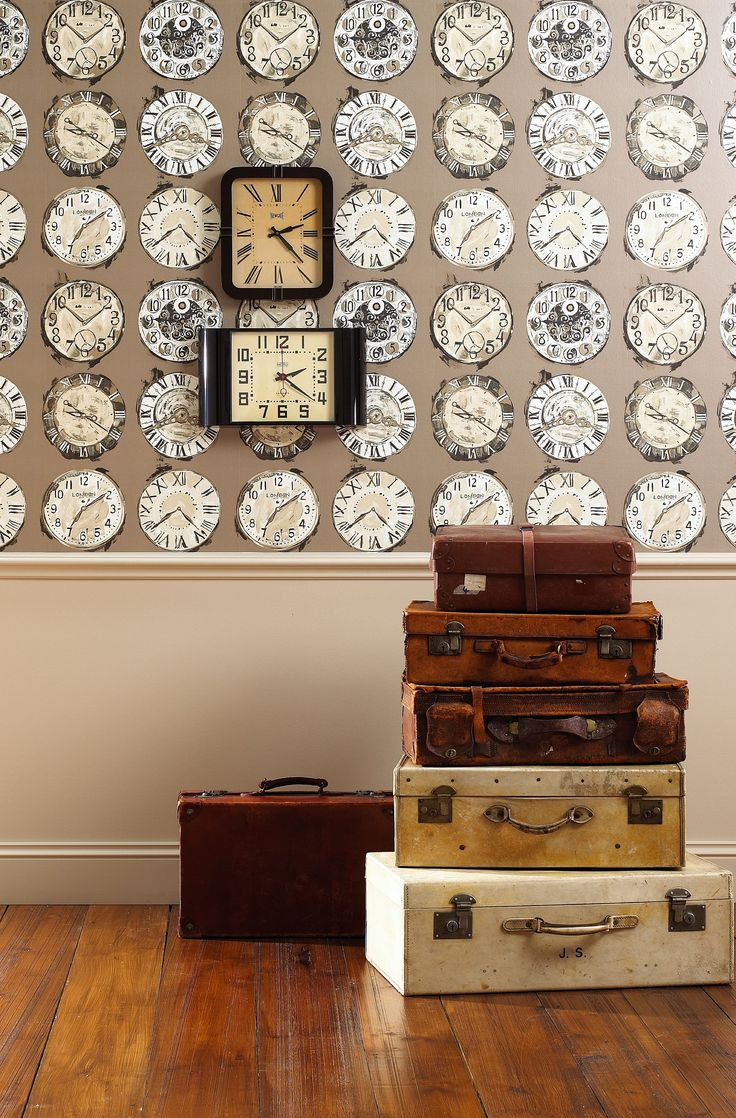 Tick Tock! Don't forget the clocks forward this weekend! We are giving you a handy reminder with our Time wallpaper!