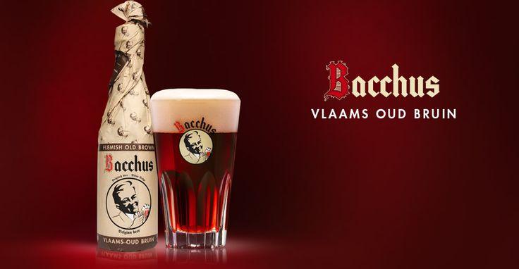 Bacchus Oud Bruin verrast door de fruitige en bloemige aroma's. Dit bier neigt qua smaak naar wijn. De zurigheid, met toetsen van balsamicoazijn, is minder uitgesproken dan bij andere Vlaamse roodbruine bieren. Erg verfrissend, met een aangename afdronk. Naast de zurigheid valt de lichte karameltoets op door het gebruik van gebrande mouten. Bacchus Oud Bruin is het basisbier voor het Bacchus Frambozenbier en het Bacchus Kriekenbier.