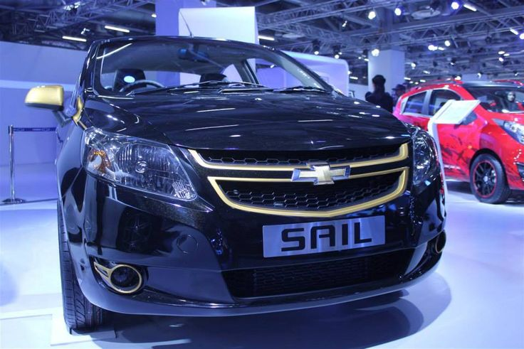 Chevrolet Sail Front View  http://www.carkhabri.com/carmodels/chevrolet/chevrolet-sail