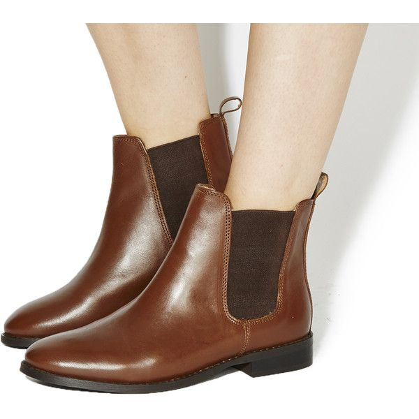 17 Best ideas about Brown Leather Chelsea Boots on Pinterest ...