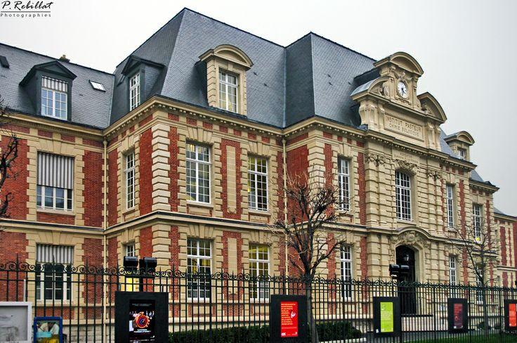 Institut Pasteur � Paris 15eme arrondissement Paris paris 15eme arrondissement France, auteur Pascal-Jean Rebillat Photographies pour Patrimoine de France, aucun partage sans mention de la source et de l'auteur merci.