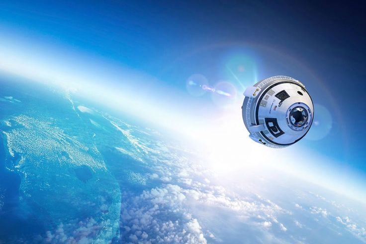 Boeing's new Starliner will shuttle astronauts and private citizens into space.  Boeing is starting to assemble its first CST-100 moduleThe spacecraft is being designed with a dual purpose of shuttling NASA astronauts to the space station and also bringing paid customers on low-Earth orbit excursions so they can experience weightlessness.  http://www.digitaltrends.com/cool-tech/boeing-starliner-commercial-spacecraft  #WorldSpaceWeek #wsw2015 #starliner #spacecraft #worldspaceweek2015
