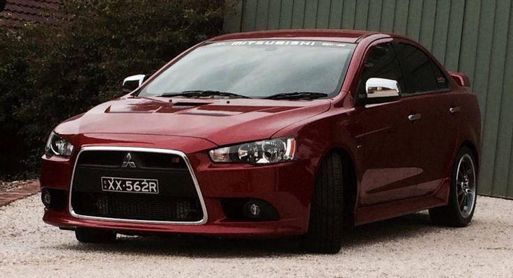 Mitsubishi Ralliart Lancer, 2011 L❤️VE my car ❤️❤️❤️