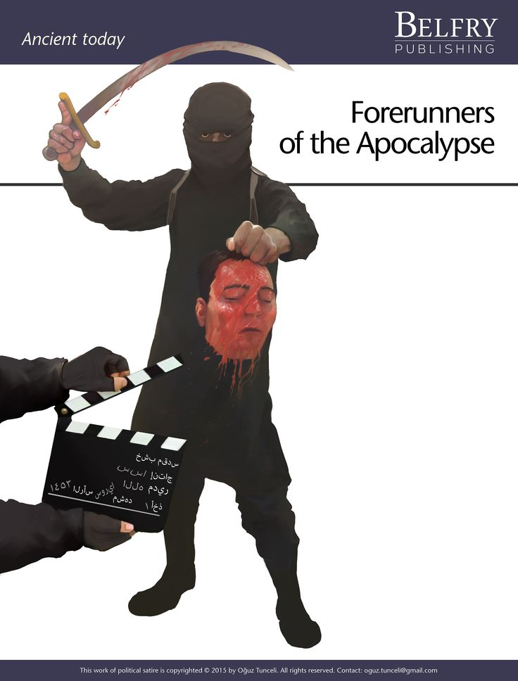 Forerunners of the Apocalypse, cover