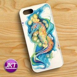 Drawing 004 - Phone Case untuk iPhone, Samsung, HTC, LG, Sony, ASUS Brand #drawing #phone #case #custom #seahorse