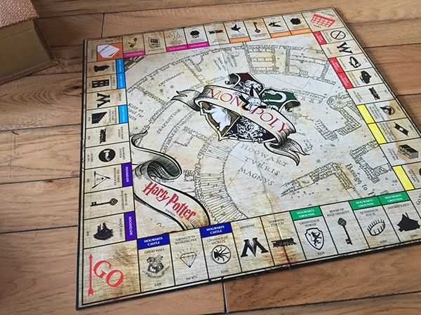 25 best ideas about monopoly board on pinterest harry for Custom monopoly board template