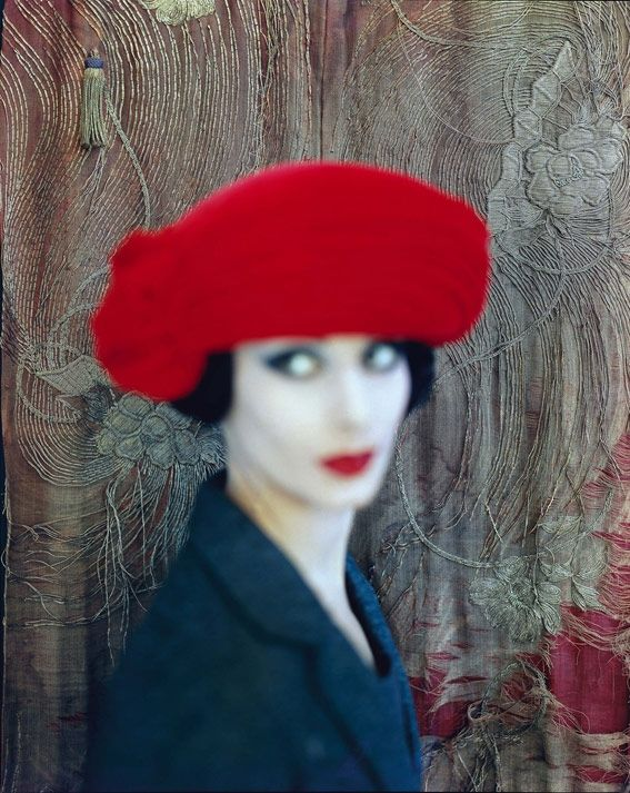 AFTER VAN DONGEN  Norman Parkinson, November 1959