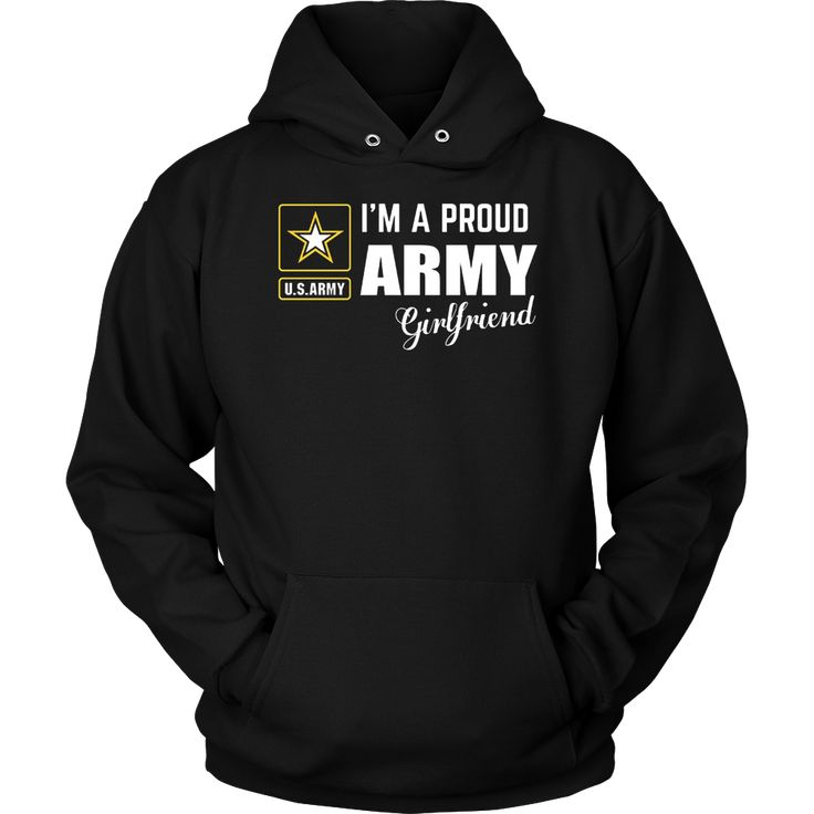 I'm A Proud Army Girlfriend T-shirt