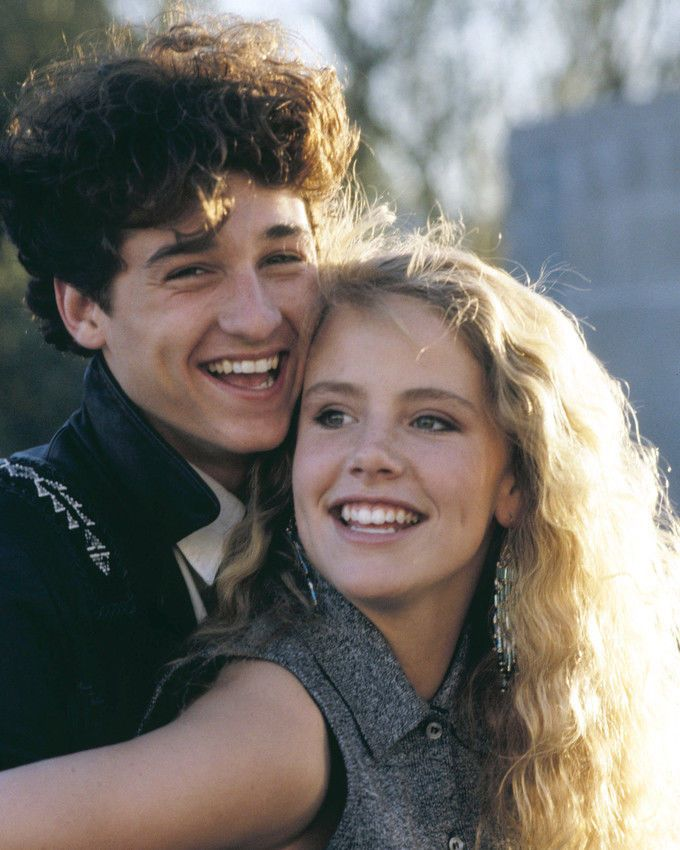 Cant Buy Me Love Amanda Peterson Patrick Dempsey Smile Photo Or