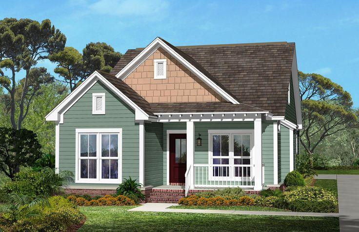 Legacy House Plan