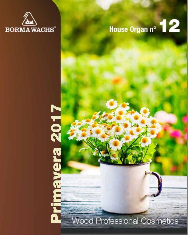 Bormawachs House Organ Primavera Spring #bormawachs #house #organ #wood #professional #cosmetics