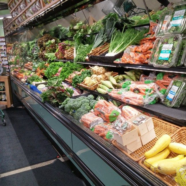 All-organic produce at the new Natural Grocers in Fargo | DoYouEvenPaleo.net