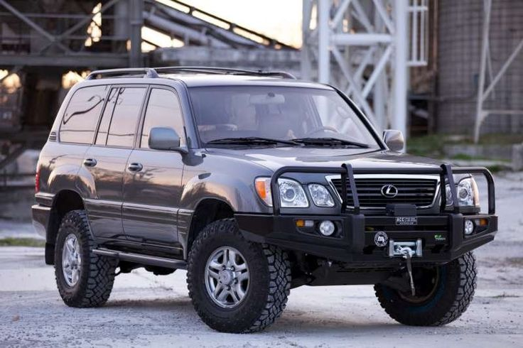 2003 lexus lx470 w new ironman lift and bumper yelp the next car ideas mods colors. Black Bedroom Furniture Sets. Home Design Ideas