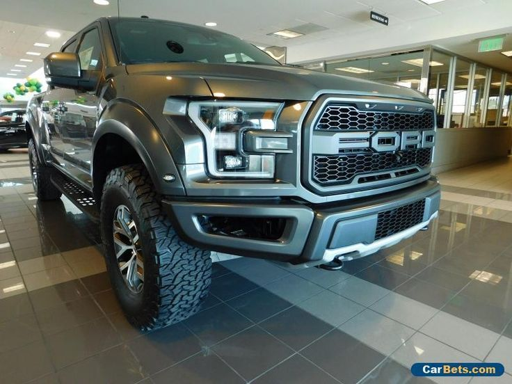 Awesome Ford 2017: Awesome Ford 2017: 2017 Ford F-150 Raptor Crew Cab Pickup 4-Door #ford #f150 #fo... Car24 - World Bayers Check more at http://car24.top/2017/2017/04/20/ford-2017-awesome-ford-2017-2017-ford-f-150-raptor-crew-cab-pickup-4-door-ford-f150-fo-car24-world-bayers-2/