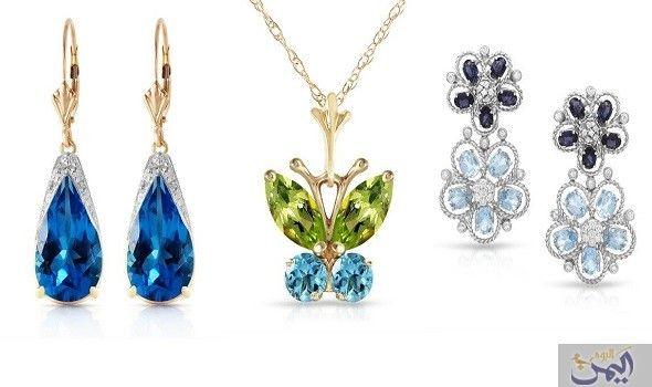 دار Vida تطرح مجموعة مجوهرات لشتاء 2018 لإطلالة ساحرة Pendant Jewelry Necklace