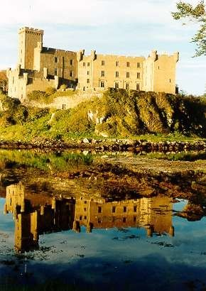 Dunvegan Castle ~ Isle of Skye, Scotland