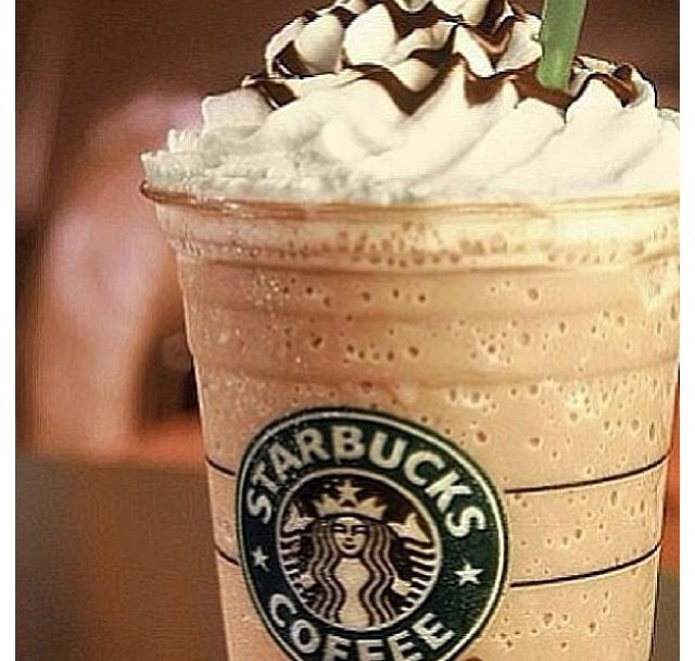 Starbucks coffee - LOVE