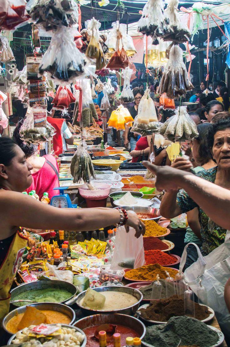 The vibrant Belen Market in Iquitos, Peru | heneedsfood.com