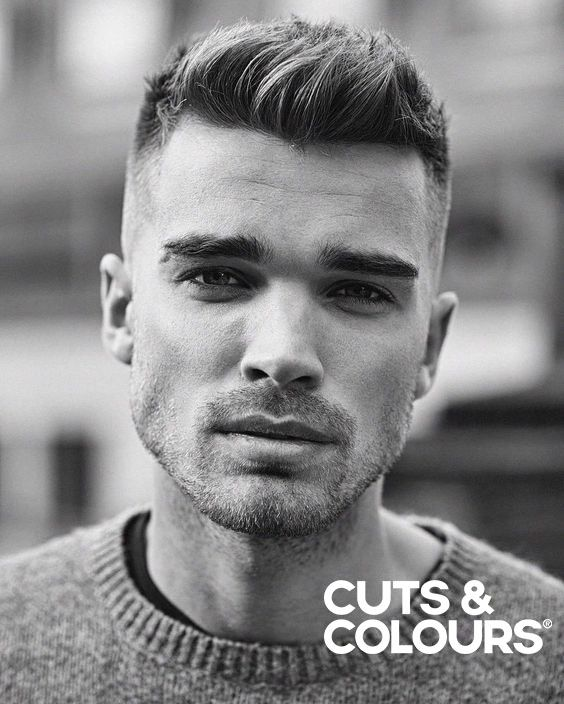 pictures of different haircuts 17 beste idee 235 n mannen haar kort op 3858