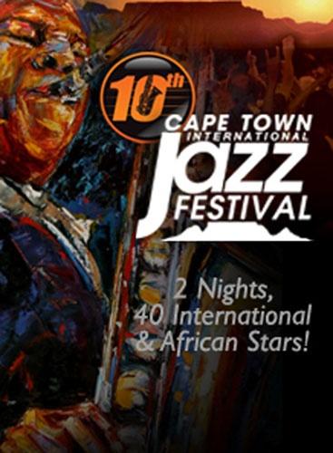 March: Cape Town International Jazz Festival
