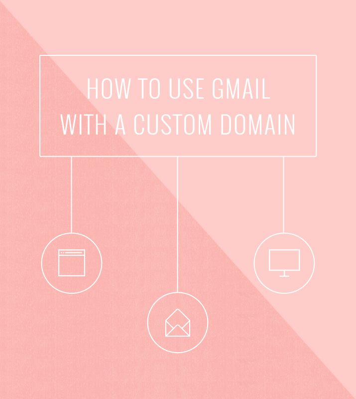 How to Use Gmail With Your Own Custom Domain - The Nectar Collective
