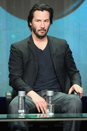 Keanu Reeves - Summer TCA Tour: PBS Panel in Beverly Hills, California 8.6.13