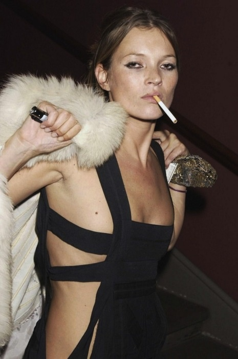 Borderline hot mess...but still a badassMess But, Cool Smokers, Hot Mess, All Black, Inspiration Obsession, Everything'S K Moss, Fashion Editorial, Black Everything'S K, Kate Moss