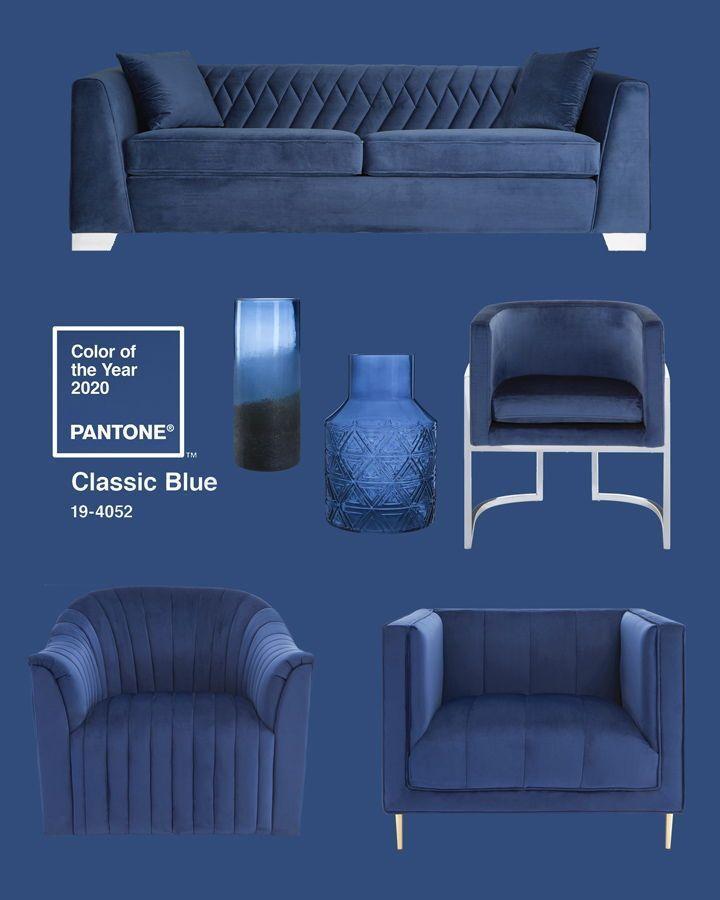 Pantone Colour Of The Year 2020 Classic Blue Pantone2020