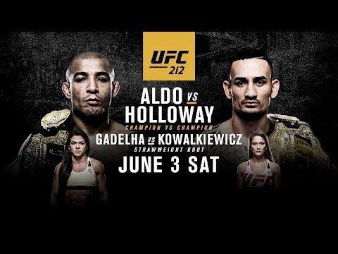 UFC 212: Aldo vs Holloway - Still Breathing l #UFC2017