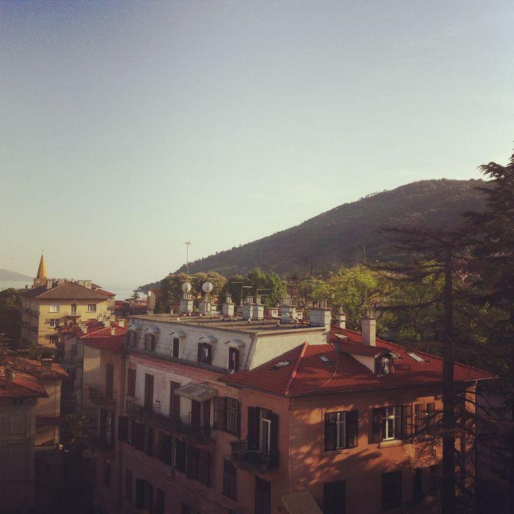 Croatia, Lovran...