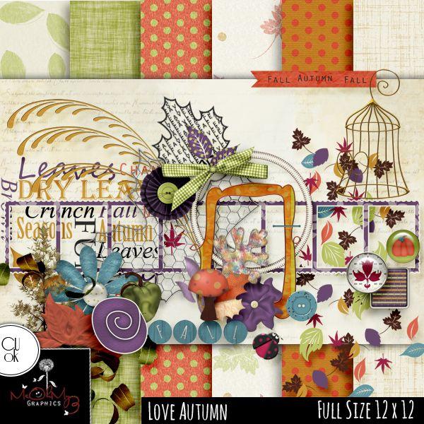 Love Autumn FS Kit
