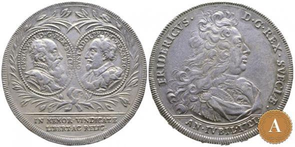 1 РИКСДАЛЕР 1721