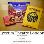 The Lion King Musical Show has all set to make its arrival in at Lyceum Theatre London!