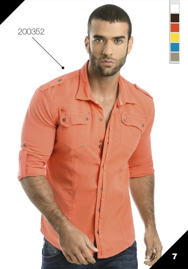 Ref: 200352 Ropa de moda para hombre / Mens fashion clothing Sexy, yet Casual Mens Fashion #sexy #men #mens #fashion #neutral #casual #male #males #guy #guys #hot #hotlooks #great #style #styles #hair #clothing #coolmensoutfits www.ushuaiajeans.com.co