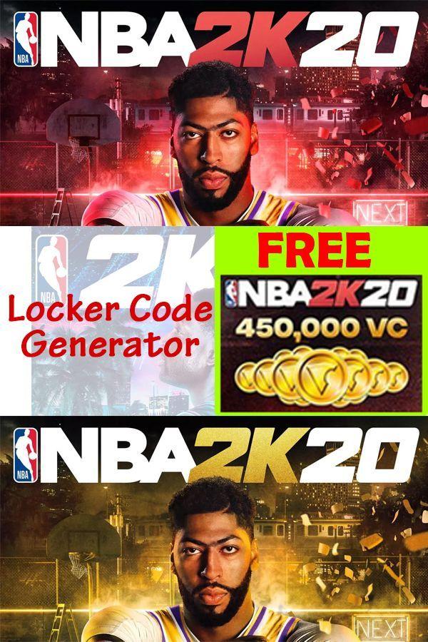 Pin on NBA 2k locker codes