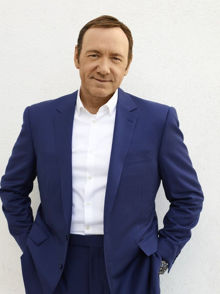 "Kevin Spacey Actor, ""House of Cards"" Netflix series."