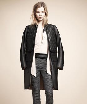 5 Old-School Brands Making Major Comebacks: Collection Inspiration, Black Leather, Fashion Center, Belstaff Resorts, Resorts 2013, Leather Jackets, Leather Coats, Fashion Leather, 2013 Collection