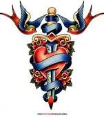 old school tattoo designs -