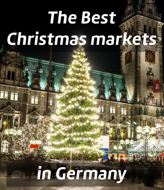 The Best Christmas markets in Europe are in Germany. No doubt about that! German Christmas markets receive 270 million visitors each year, more than all other EU countries combined!  See where the best German Christmas markets are and what they're special for.