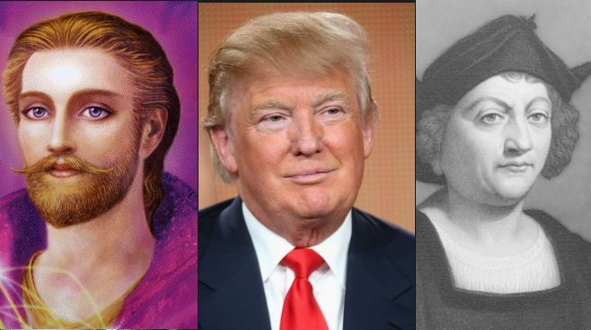 PRESIDENT DONALD TRUMP IS AN ASPECT OF SAINT GERMAIN WHO WAS ALSO CHRISTOPHER COLUMBUS  November 23, 2016 Madonna Smith      inShare  President Donald Trump is an aspect of Saint Germain who was also Christopher Columbus