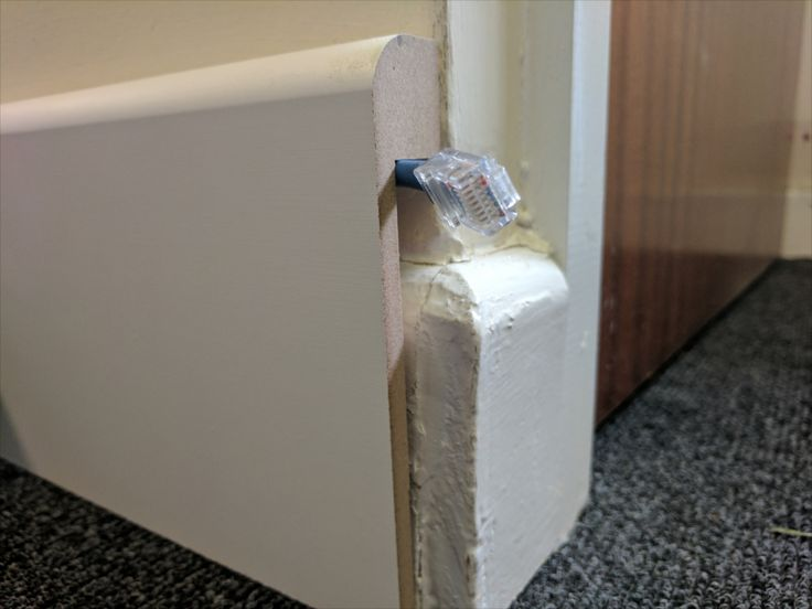 Skirting Board Covers to hide cables